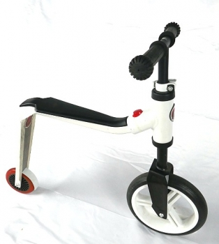 Laufrad+Roller in Einem !  Für Kids ab 3 Jahren