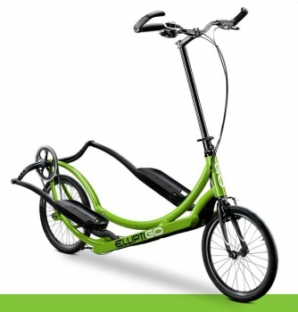Elliptigo 8C,  8 Gang Version